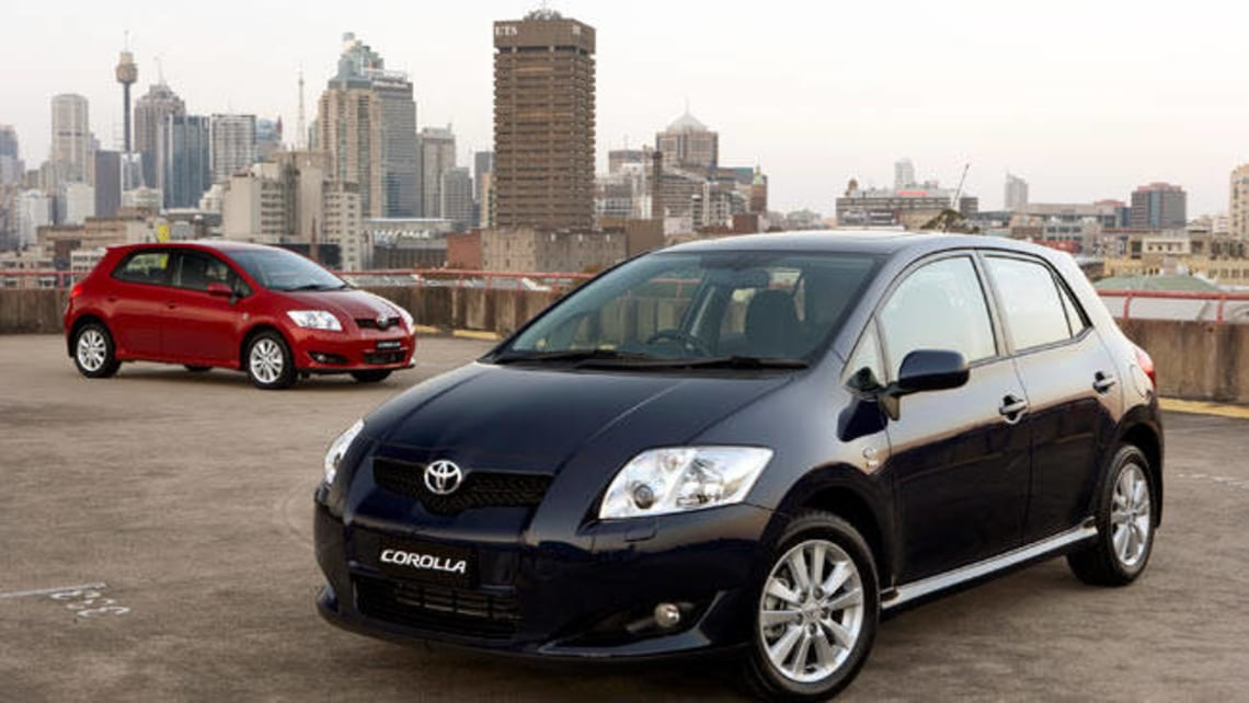 Used Toyota Corolla review: 2007-2009 | CarsGuide