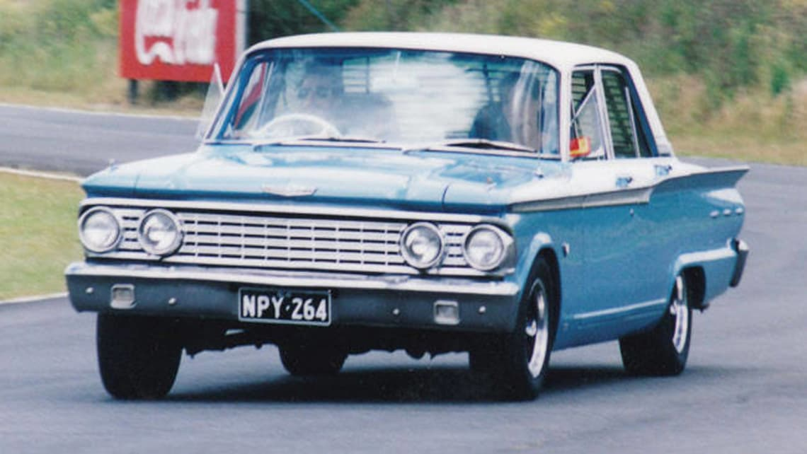 My 1962 Ford Fairlane 500 Compact - Car News | CarsGuide