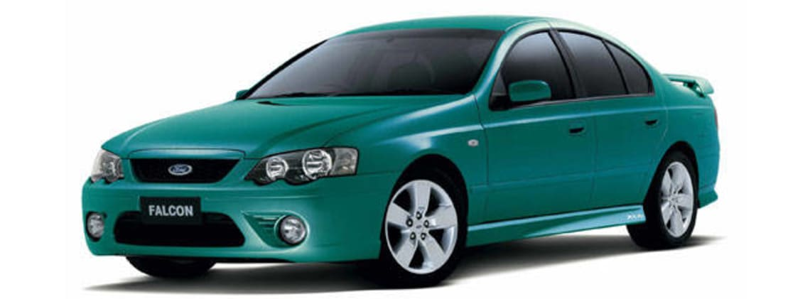 Used Ford Falcon review: 2005-2007 | CarsGuide