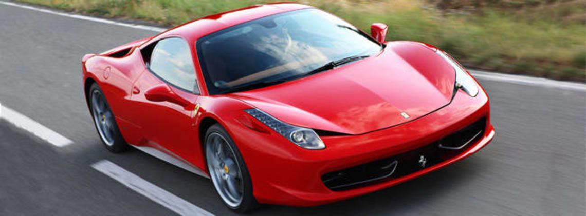 Ferrari 458 hits Australia - Car News | CarsGuide