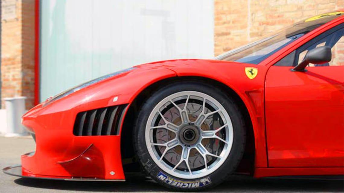Ferrari 458 Italia Gt3 Race Ready Car News Carsguide