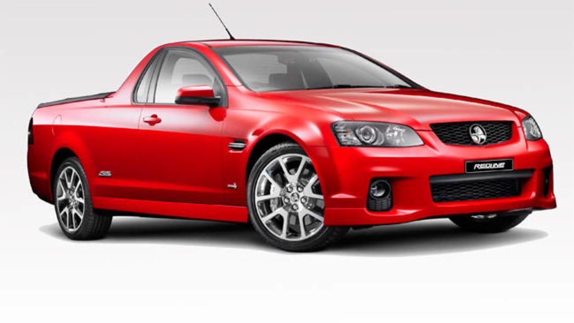Holden Commodore SS V Redline ute 2011 review | CarsGuide
