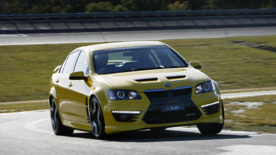 HSV GTS E3 2011 Review | CarsGuide