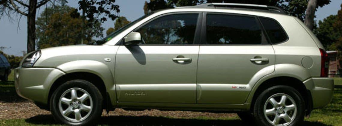 Used Hyundai Tucson review: 2004-2008   CarsGuide