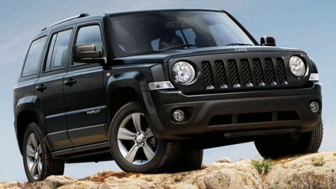 Recall on 333 Jeeps in Australia - Car News | CarsGuide
