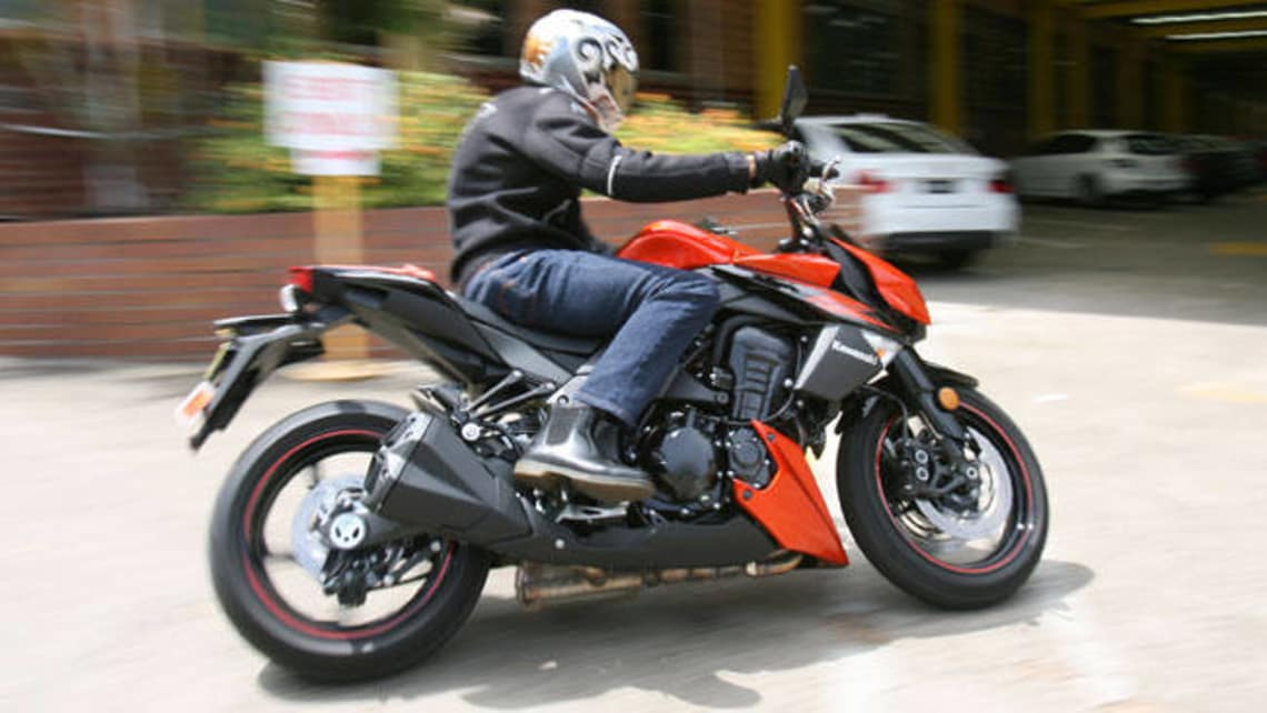 Awesome Kawasaki Z1000 Abs Review Carsguide Andrewgaddart Wooden Chair Designs For Living Room Andrewgaddartcom