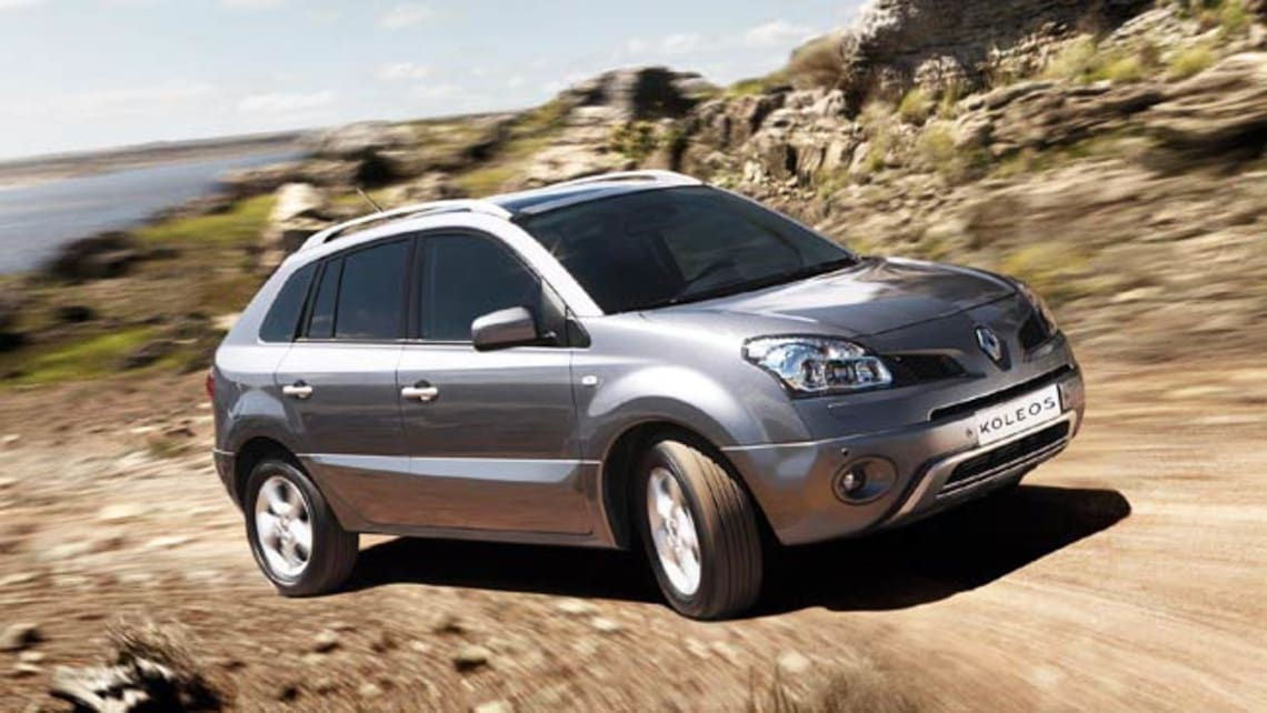 Used Renault Koleos Review 2008 2009 Carsguide