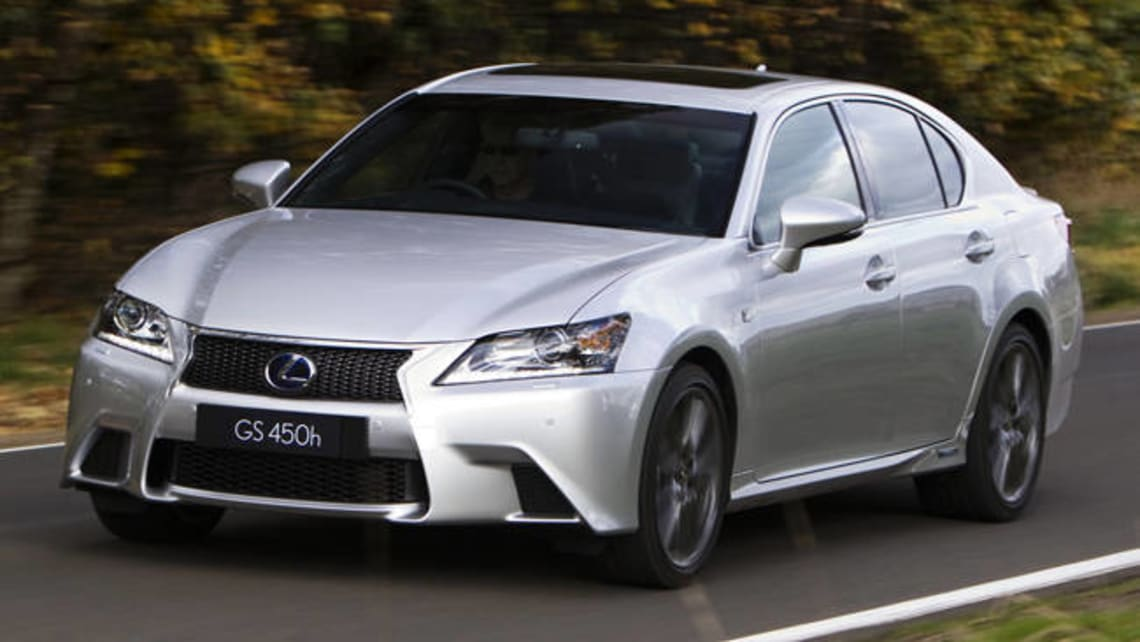 Lexus Gs450h 2012 Review Snapshot Carsguide