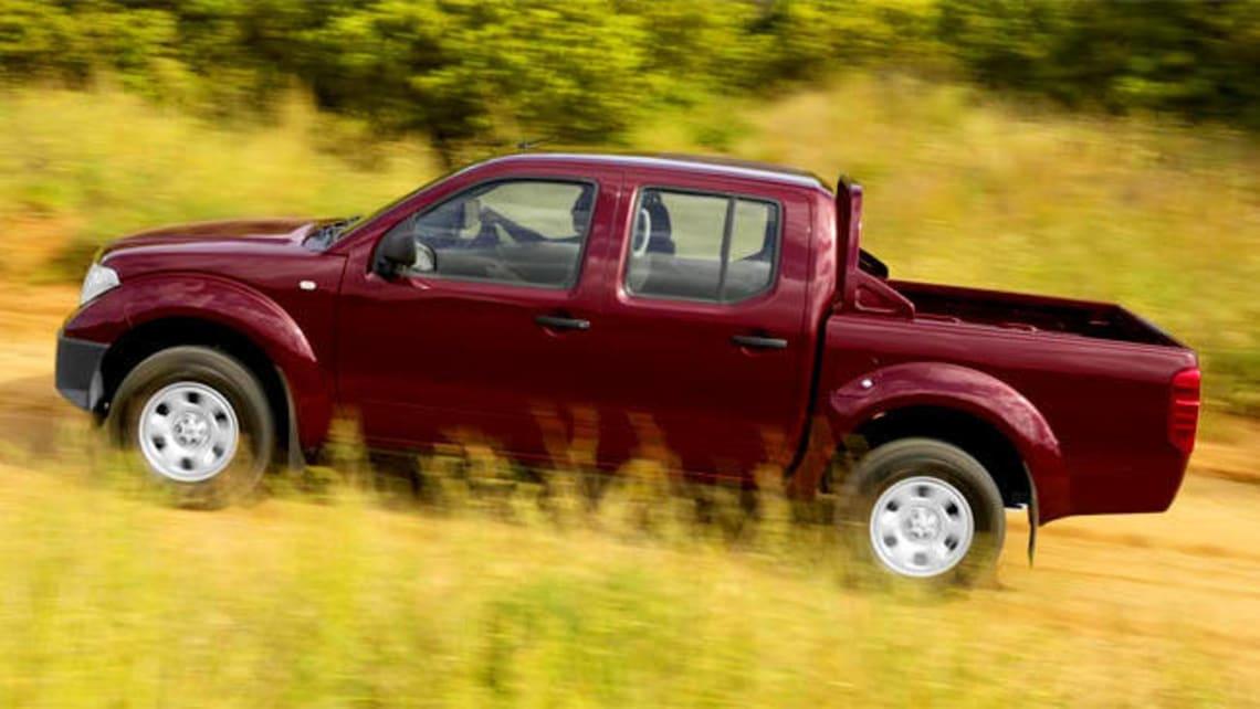Used Nissan Navara review: 2005-2008 | CarsGuide