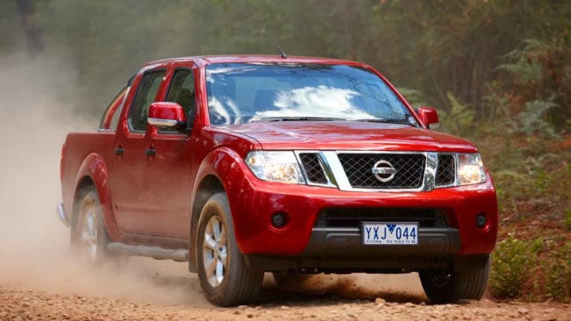Nissan recalls 40000 Navara D40 4WDs - Car News   CarsGuide