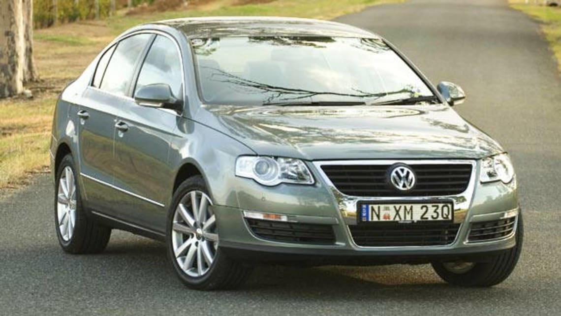 Used Vw Passat Review 2005 2008 Carsguide