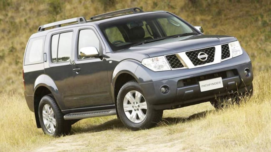 Used Nissan Pathfinder review: 2005-2009 | CarsGuide
