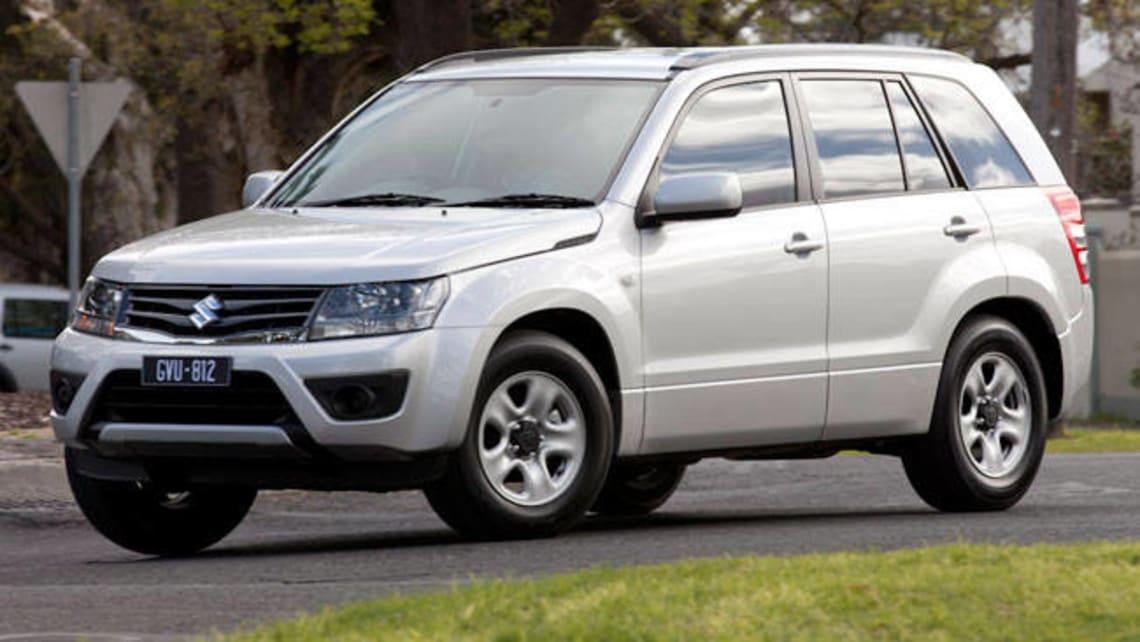 Suzuki Grand Vitara 2013 Review Carsguide