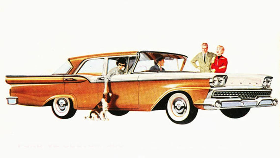 Used Ford Fairlane review: 1959-1962 | CarsGuide