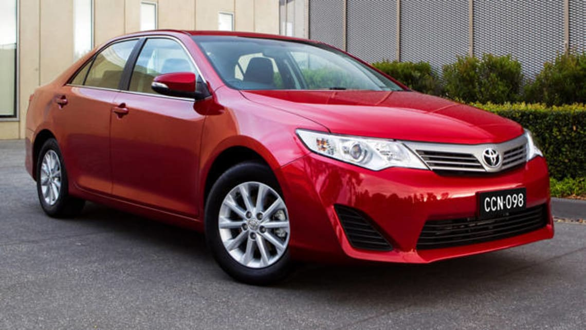 Toyota Camry Altise 2012 Review | CarsGuide
