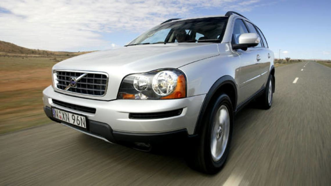 Used Volvo Xc90 Review 2003 2011 Carsguide