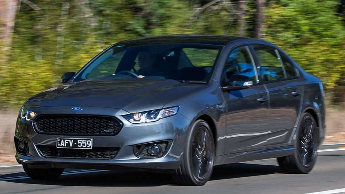 2016 Falcon XR8 Sprint.