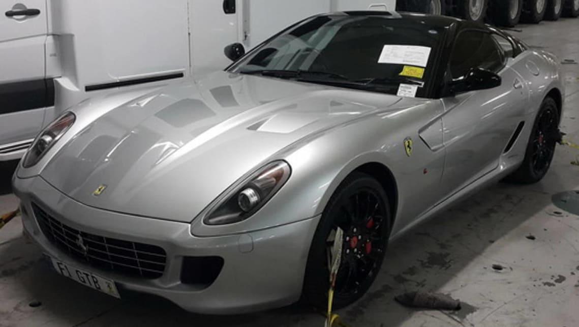 Former Jeep boss\u0027s Ferrari lands , Car News