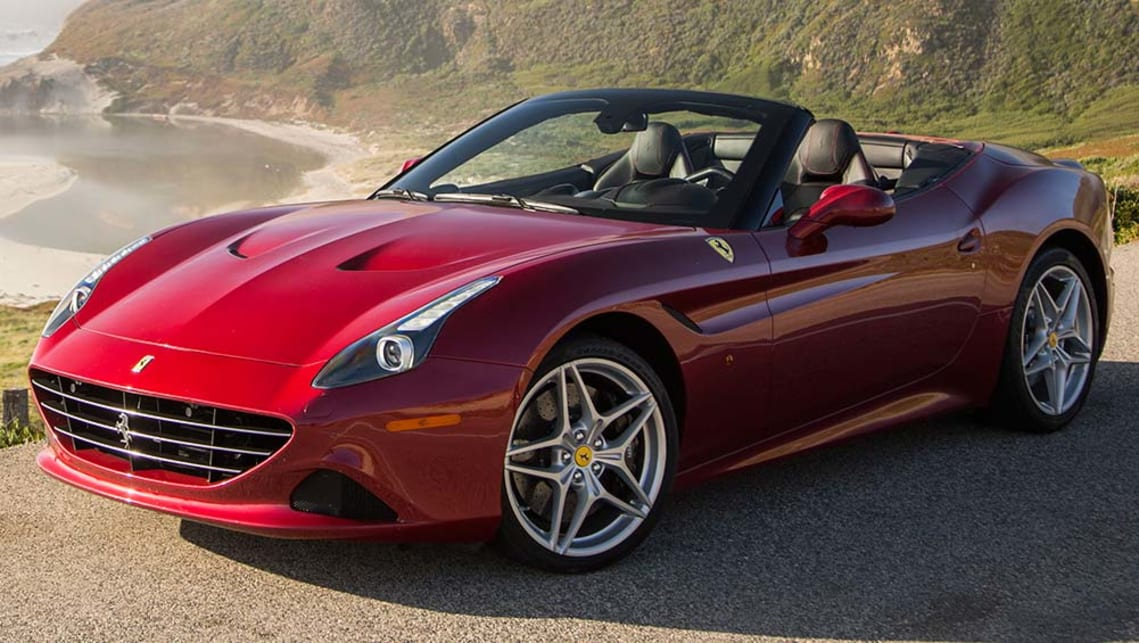 Ferrari California T 2016 review