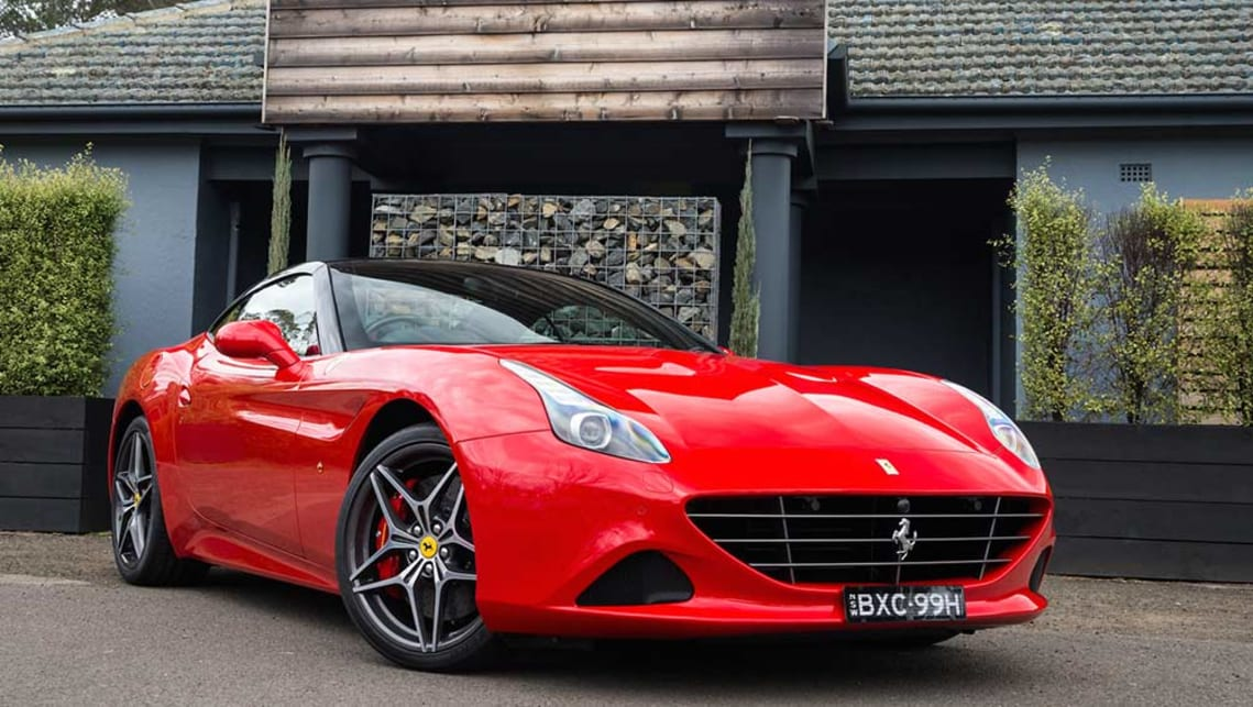 Ferrari California T >> Ferrari California T Handling Speciale 2016 Review Carsguide