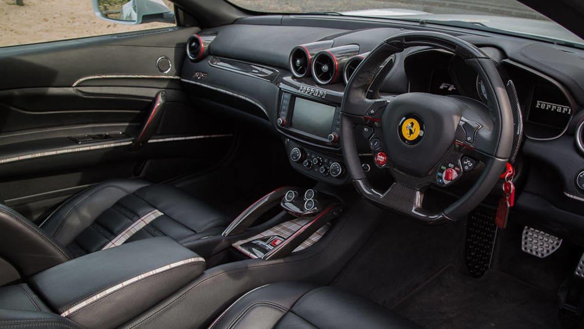 Ferrari Ff V12 2015 Review Carsguide