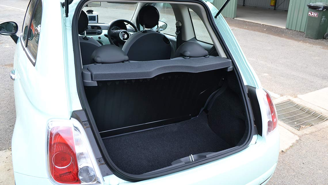 2014 Fiat 500 Pop hatch