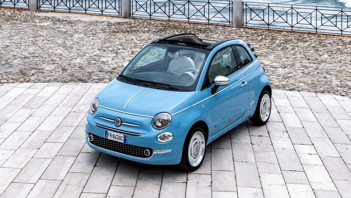 Limited-edition Fiat 500 Spiaggina '58 revealed - Car News
