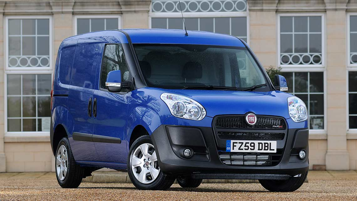 The Doblo is now on offer from $23,950 drive-away in base 1.4L manual guise.