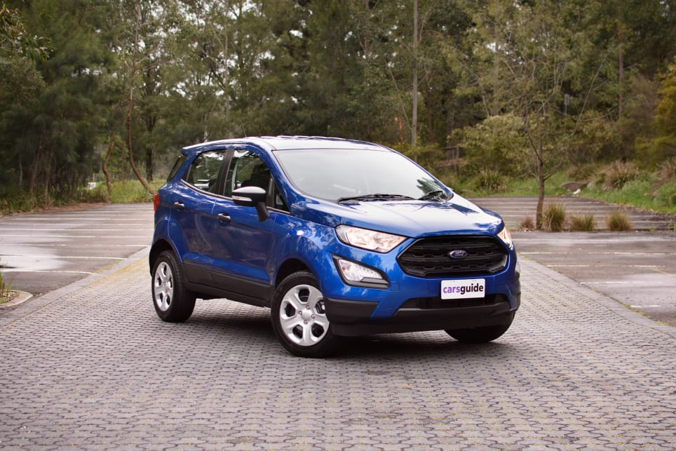 Ford Ecosport 2019 Review Ambiente Carsguide