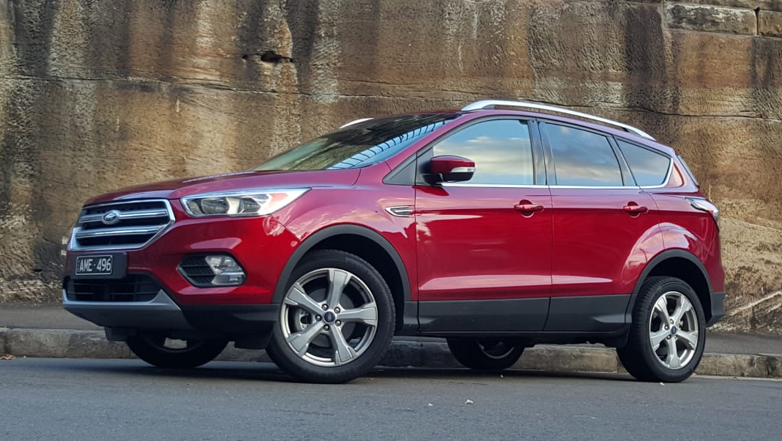This is the Ford Escape Trend in its cheapest form.