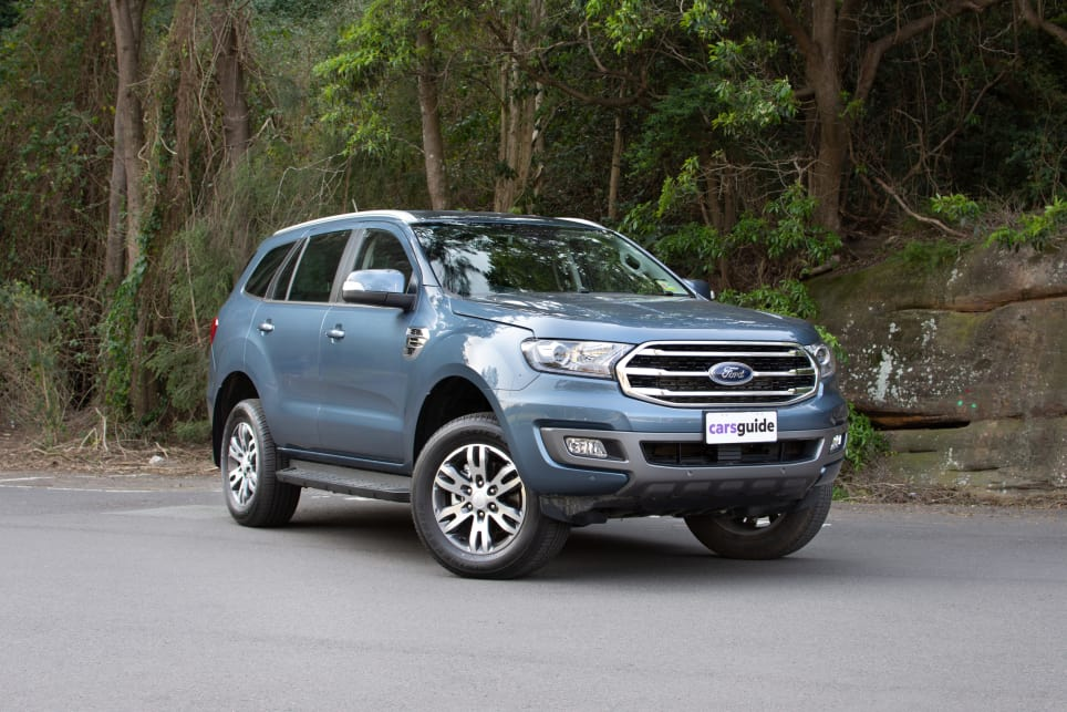 2018 Ford Everest: One Of Brand's Most Capable SUVs Ever >> Ford Everest Trend Bi Turbo 2019 2020 Review