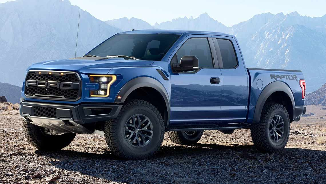 2017 F 150 Raptor >> 2017 Ford F 150 Raptor Revealed Car News Carsguide