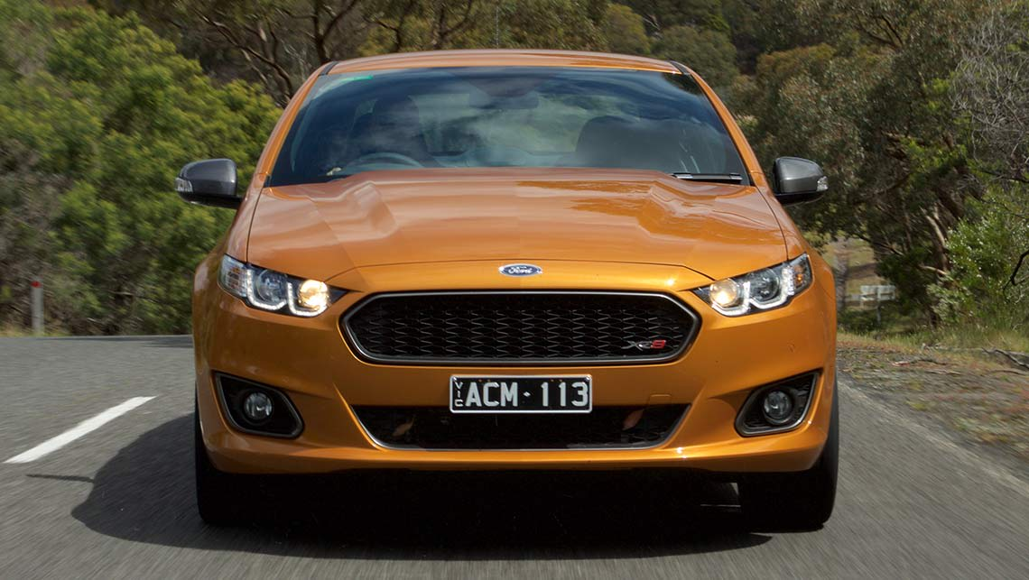 2015 Ford FG X Falcon XR8