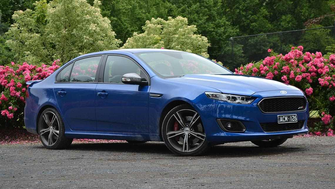 Ford Falcon XR8 CarsGuide COTY 2014