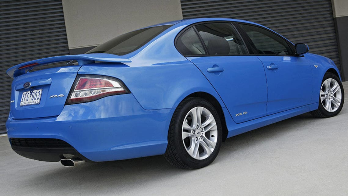 Used Ford Falcon XR6 review: 2008-2012 | CarsGuide