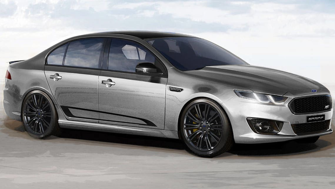 Ford Falcon 2016 >> 2016 Ford Falcon Xr6 Turbo And Xr8 Sprint Revealed Car