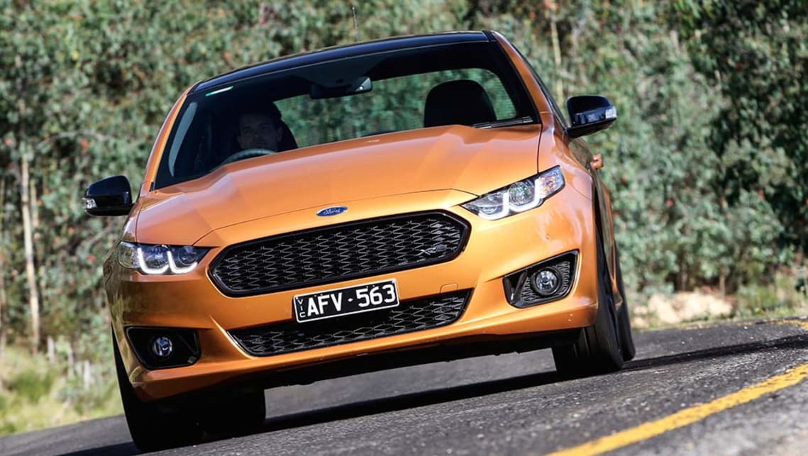 FG X Ford Falcon XR6 Sprint and XR8 Sprint 2016 review