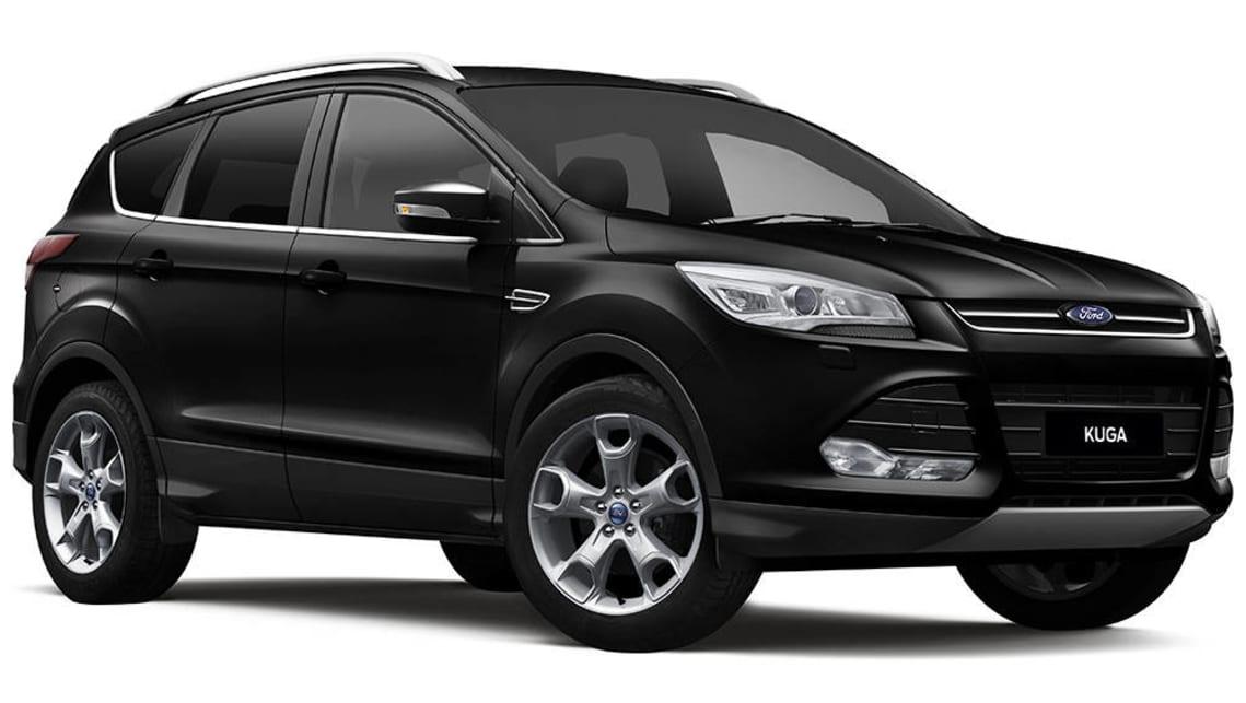 2016 Ford Kuga Gains Standard Reversing Camera Sync2 Car News