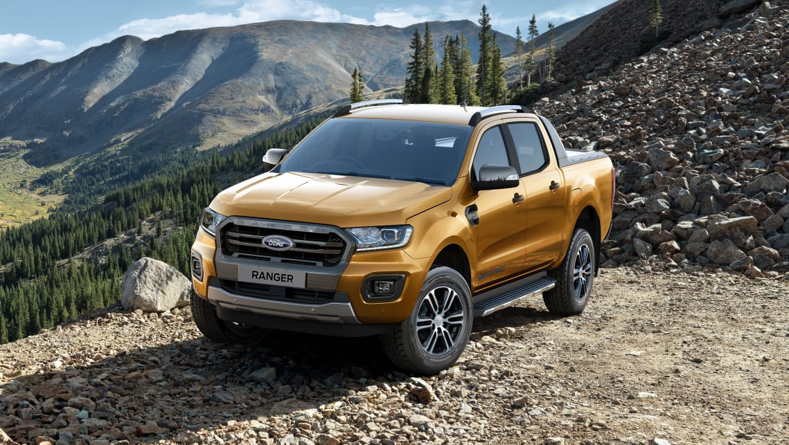 ford ranger 2020 pricing and spec confirmed  key changes for hilux u0026 39  main rival