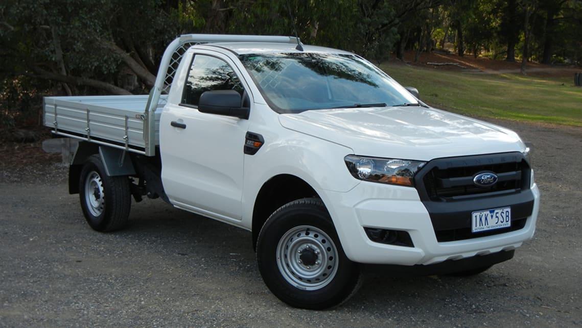 Ranger single cab ford Ford Ranger