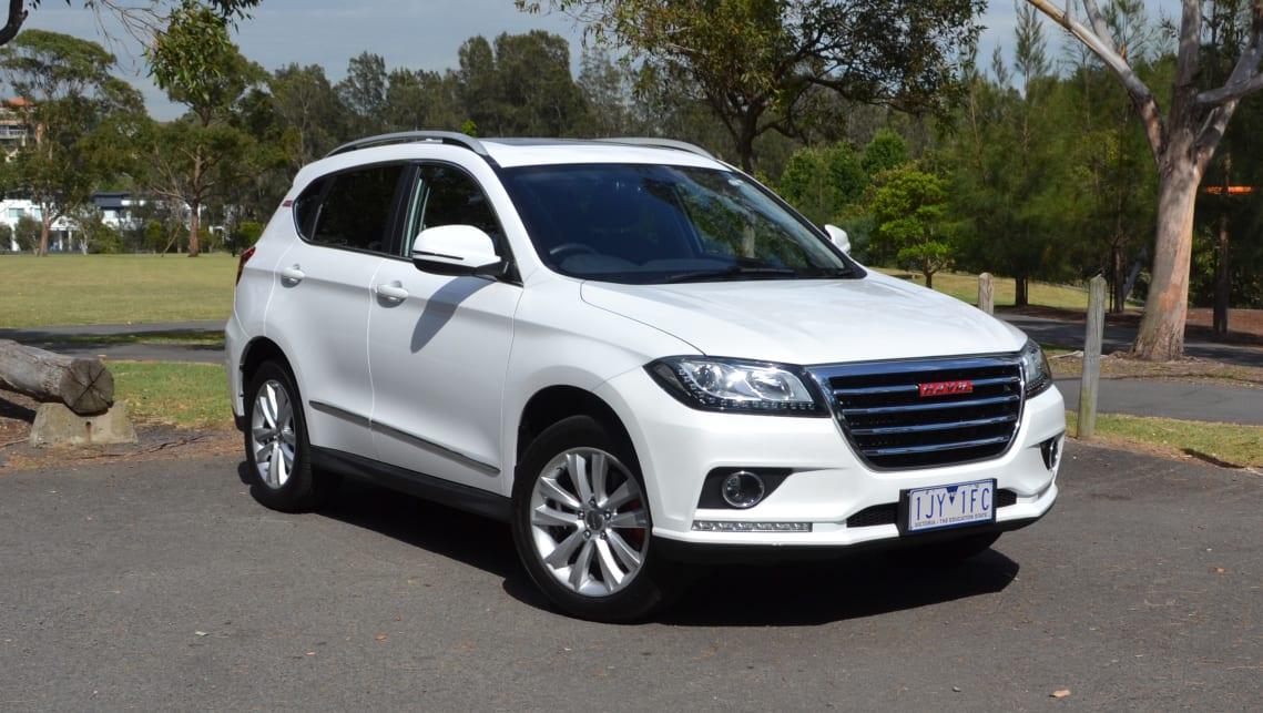 Haval H2 2018 review   CarsGuide