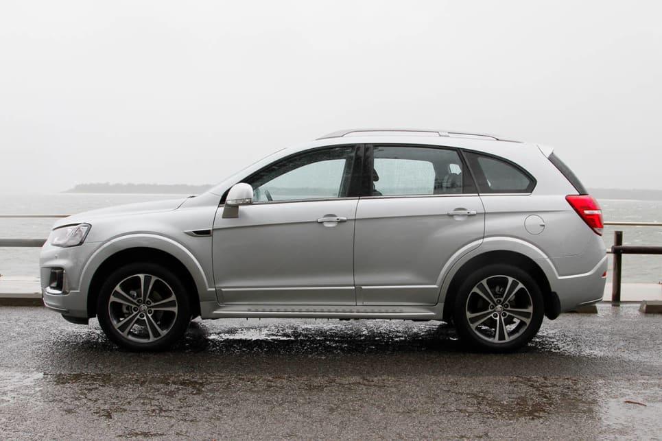 Holden Captiva Ltz Diesel 2017 Review Carsguide
