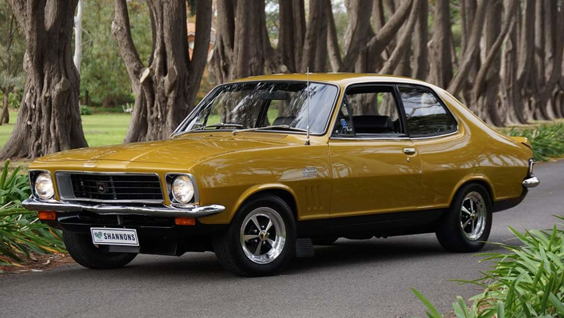 1973 LJ Torana GTR XU-1 up for auction - Car News   CarsGuide