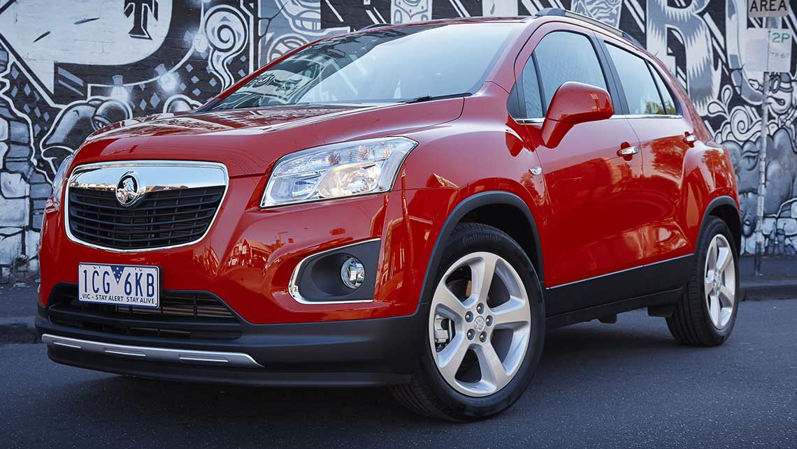 Holden Trax Turbo