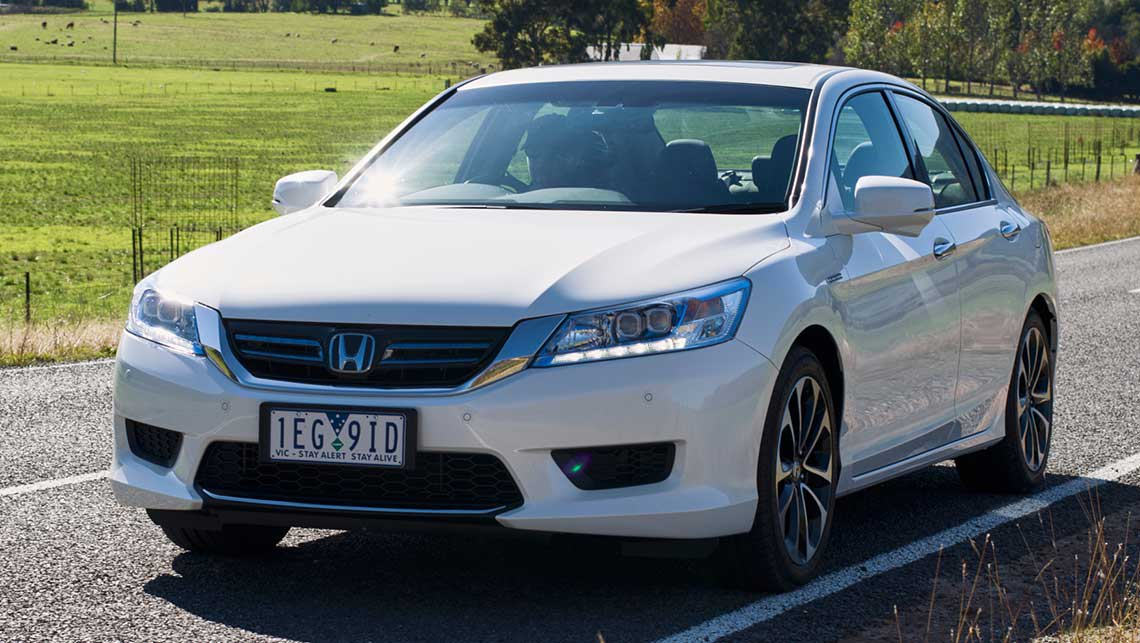 2015 Honda Accord Sport Hybrid