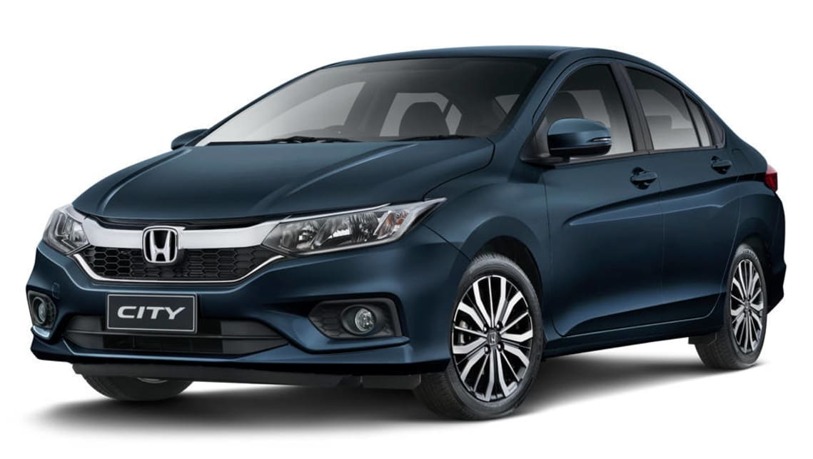 Honda City 2017   new car sales price - Car News   CarsGuide