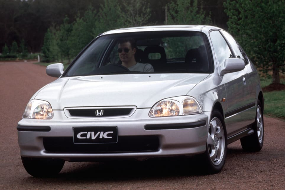 Used Honda Civic review: 1995-2000 | CarsGuide