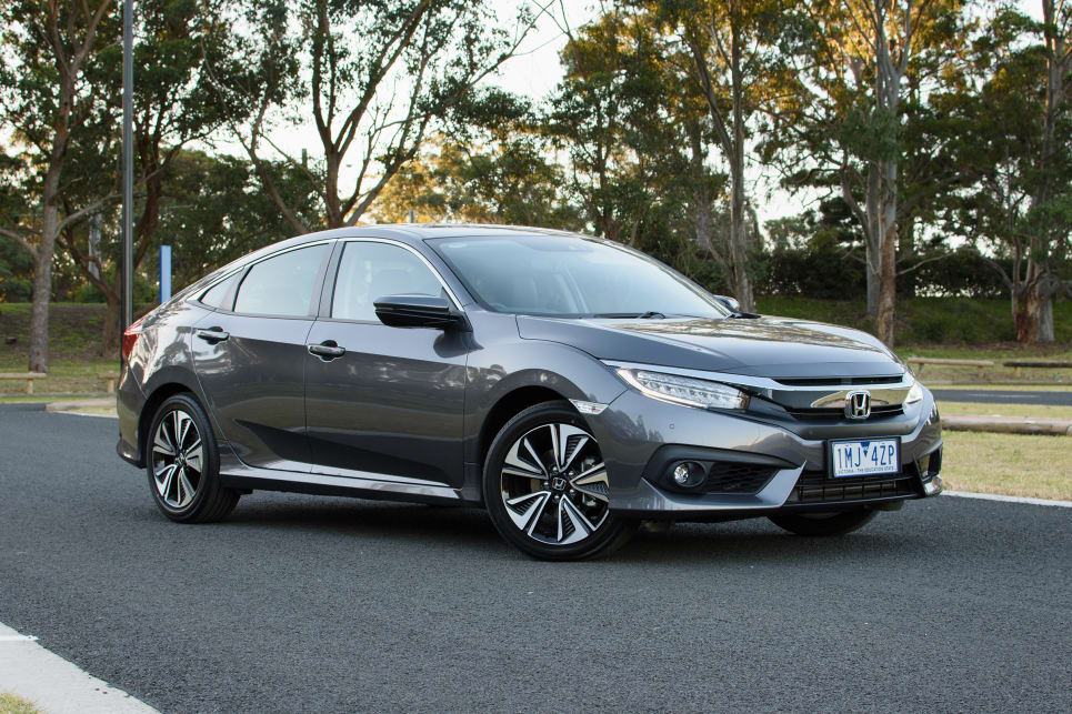 Honda Civic 2018 review: VTi-LX sedan | CarsGuide