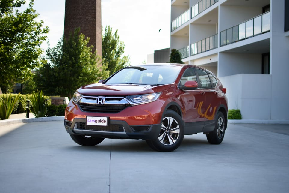 Honda CR-V 2019-2020 review: Vi