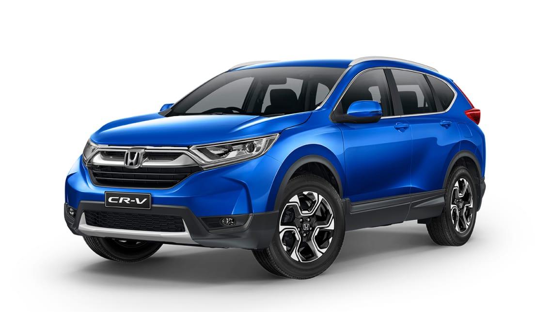 New Honda Suv >> Honda Cr V 2019 Range Adds New Seven Seat Variant Car News Carsguide